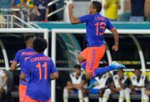 Colombia empató en amistoso con Brasil