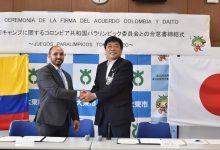 Comité Paralímpico firma alianza con Japón
