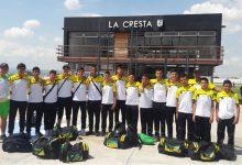 Club Digar regresó de México tras fogueo