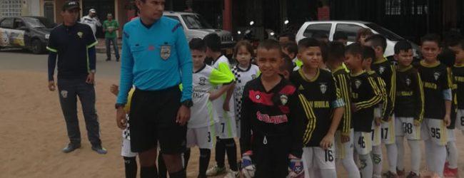 Copa Julián Díaz tiene a sus primeros campeones