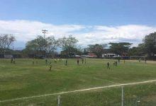 Seminario de fútbol internacional en la USCO
