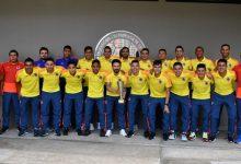 Selección de fútbol sala llegó tras competir en la Liga Sudamericana
