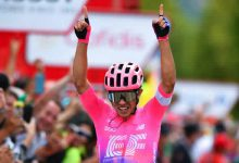 Sergio Higuita, nuevo campeón nacional de ruta