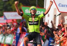 Victoria de Mikel Iturria en etapa de La Vuelta, la general sin cambios