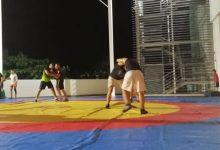 Huila y Antioquia entrenan de cara a los Juegos Nacionales
