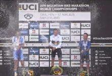 Colombiano gana mundial de MTB Maratón