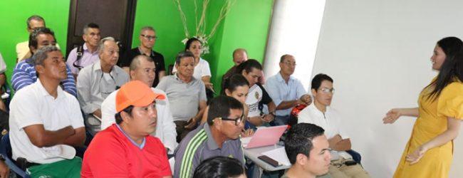 Clubes y ligas del Huila conocieron observatorio del deporte y la actividad física