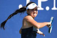 También hay noticias nacionales en el US Open Junior