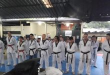 Liga de Taekwondo con dos nuevos integrantes en su junta directiva