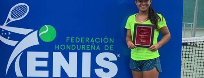 Triunfo inicial de María Camila Torres en San Pedro Sula