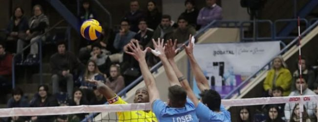 Debut con derrota de Colombia en suramericano de voleibol