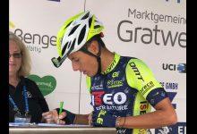Top 10 de ciclista opita en Austria