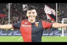 Ex Huila marcó gol en el triunfo del Genoa