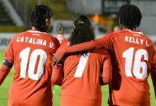 América, goleado en la Copa Libertadores Femenina