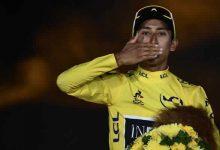 Ex ciclista colombiano se decanta por Egan Bernal