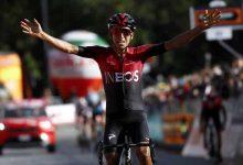 Campeón del Tour retorna a los entrenamientos en carretera