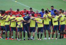 Lista convocatoria de Colombia para la Fecha FIFA