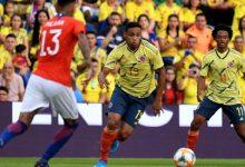 Colombia y Chile no se hicieron daño en España