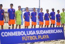 Colombia jugó última fecha de Liga Sudamericana de fútbol playa