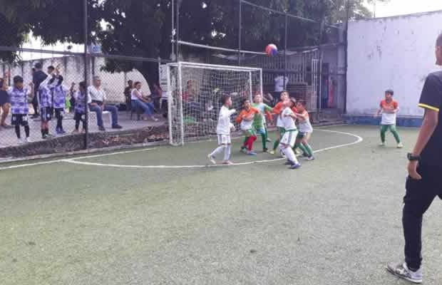 Sur de Neiva tuvo su festival de fútbol