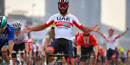 Fernando Gaviria logró doblete en China