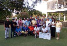 Abierto opita de golf premió a sus ganadores