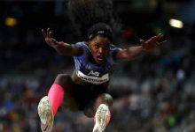 Catherine Ibarguen, a la final del mundial de atletismo