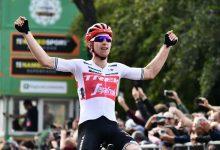 Bauke Mollema conquista el Giro de Lombardía, Bernal fue podio