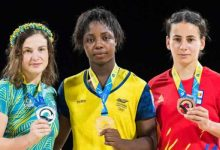 Concluyen Juegos Mundiales de Playa, con oro colombiano en lucha