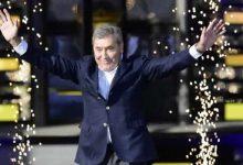 Eddy Merckx fue dado de alta