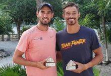 Tenista colombiano, subcampeón en México