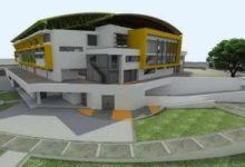 Así van las obras del Coliseo de Voleibol en Neiva
