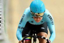 Top 5 colombiano en Copa Mundo de ciclismo en pista