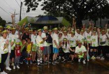 Neivanos disfrutaron de la Carrera 5K de la Mujer