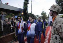Bogotá vive la fiesta de los Juegos Nacionales con la llegada de la llama deportiva