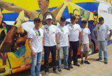 Mediante caravana, Mindeporte busca estimular el deporte en Colombia