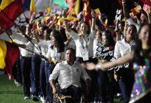 Inaugurados los Juegos Nacionales y Paranacionales