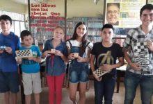 Fin de semana de ajedrez escolar en Tarqui