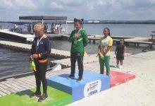 Canotaje inaugura casillero de medallas para el Huila