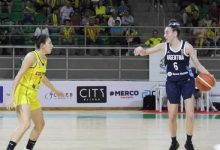 Tercer triunfo colombiano en suramericano de baloncesto femenino