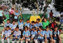 Garzón vibró con la Copa Solidaria de fútbol