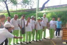 Adultos mayores de Neiva participaron de Juegos Tradicionales