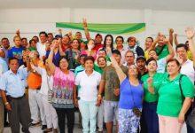 Uniformes deportivos para los líderes comunales de Neiva