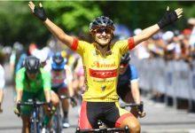 Katherine Montoya se va al UAE Team Colombia