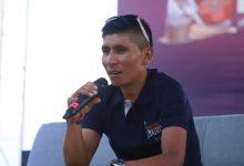 Nairo Quintana, respaldado en el Arkea