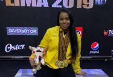 Medallista olímpica víctima de hurto, incluso de sus medallas
