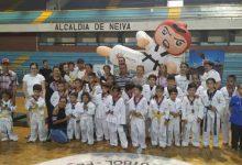 Sigue la masificación del taekwondo en Neiva