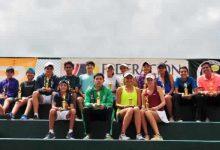 Tenis juvenil nacional tiene a sus nuevos campeones