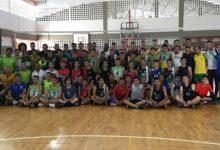 Jóvenes neivanos acudieron a la cita con el campamento de observación de voleibol