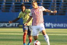 Selección sub – 23 igualó con Paraguay